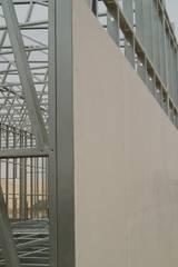 Revestimento Exterior Placas Magnésio - Magnésiopan:   por A EXCLUSIVA - Sustainable Buildings Materials