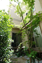 Jardines de estilo ecléctico de Gokansha/ゴカンシャ