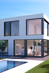 modern Houses by NUÑO ARQUITECTOS