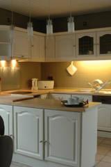 Ein neue Küche? Ja, mit Farrow & Ball:   von vanHenry interiors & colours