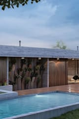 Projekty, nowoczesne Domy zaprojektowane przez Arquitecta Fernanda Isola
