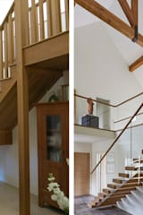 Staircase Makeover:   by Bisca Staircases
