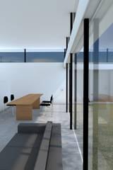 Living Dining: TNdesign一級建築士事務所が手掛けたダイニングです。