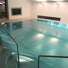 Spa und Pool:  Pool von Architekten Graf + Graf
