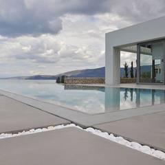 Pool by Fugenlose  mineralische Böden und Wände