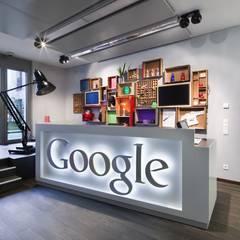 LEPEL & LEPEL Architektur, Innenarchitekturが手掛けたオフィスビル