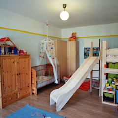 Nursery/kid's room by raumdeuter GbR