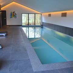 Schwimbad:  Pool von RON Stappenbelt, Interiordesign
