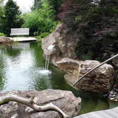 حديقة تنفيذ Kirchner Garten & Teich GmbH