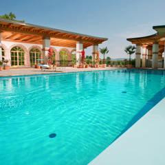 Moderne Pools:  Pool von MINNOVA BNS GmbH,Modern