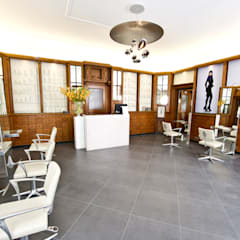Carlos Hair:  Ladenflächen von Tatjana von Braun Interiors