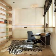 Walk in closet de estilo  por innenarchitektur-rathke