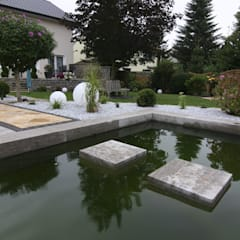 Teiche:  Gartenteich von Stein/Garten/Design e.K