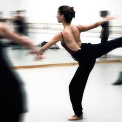 Balletto di Roma: Palestra in stile  di CAFElab studio