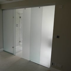 Sliding doors by Go Glass Ltd