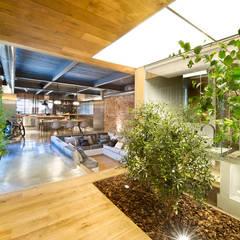 Conservatory by Egue y Seta