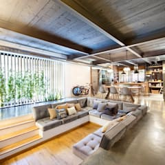 Living room by Egue y Seta