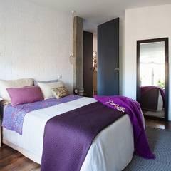 Dormitorio actual: Dormitorios de estilo  de decoraCCion