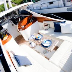 Yachtinszenierung für die Verkaufspräsentation:  Yachten & Jets von Münchner home staging Agentur GESCHKA