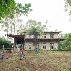 Montessori_Imagen 3: Escuelas de estilo  por Komoni Arquitectos