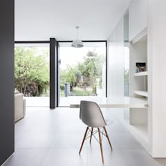 AR Design Studio- Elm Court:  Study/office by AR Design Studio
