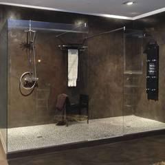 Water Lounge: Baños de estilo  de BARASONA Diseño y Comunicacion