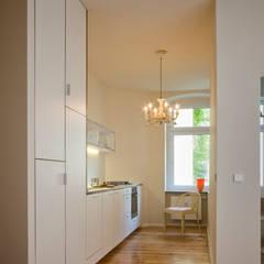 Cocinas de estilo  por Nickel Architekten, Moderno