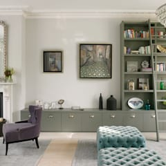 Wimbledon:  Living room by LEIVARS