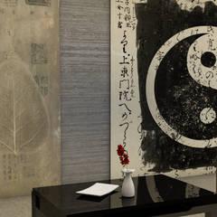 Idée décoration Japon: Locaux commerciaux & Magasins de style  par YEDA