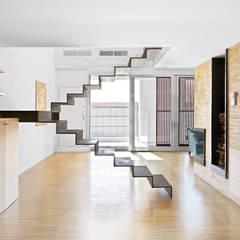 Corridor, hallway by roberto murgia architetto