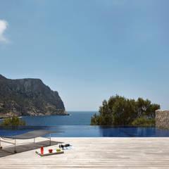 Terrace by Octavio Mestre Arquitectos,