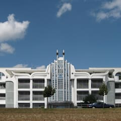 Office buildings by Lehmann Art Deco Architekt