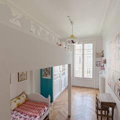 Chambre d'enfant de style de style Minimaliste par homify
