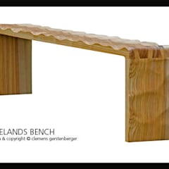Tidelands Bench - Möbeldesign von GERSTENBERGER® Ausgefallen