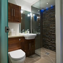 The Edge:  Bathroom by Boutique Modern Ltd