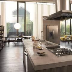 interiores: Cocinas de estilo  por Gama Elite