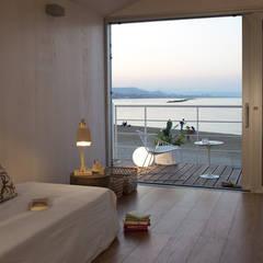 Dormitorios de estilo mediterráneo de Studio Zero85 Mediterráneo