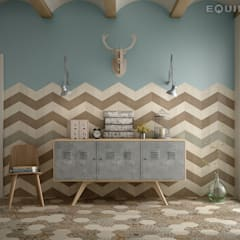 Dinding by Equipe Ceramicas