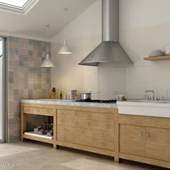 Kitchen by Equipe Ceramicas
