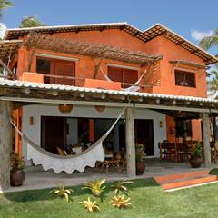 Houses by Isnara Gurgel - Arquitetura + Interiores