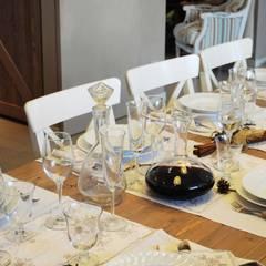 Cuisine de style  par Rachele Biancalani Studio, Rustique