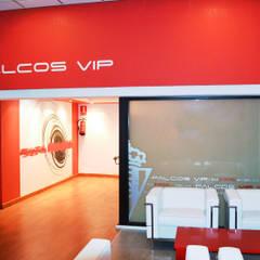 Palcos VIP I: Estadios de estilo  de TEKNIA ESTUDIO