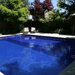 ​Sapphire Pool:  Pool by London Swimming Pool Company