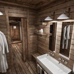 حمام تنفيذ studiosagitair,