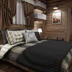 Bedroom by studiosagitair