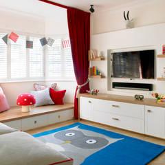 Nursery/kid's room by homify,