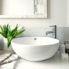 Putney, Loft Conversion:  Bathroom by Amory Brown Ltd