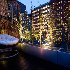 Teras oleh Urban Roof Gardens