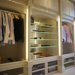 Dressing room by 2A Design