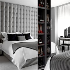 Marylebone Modern style bedroom by LEIVARS Modern